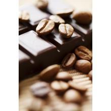 Obraz s celopotlačou - vzor  káva