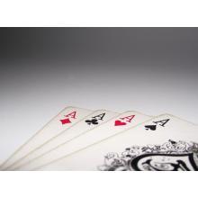 Obraz s celopotlačou - vzor  karty